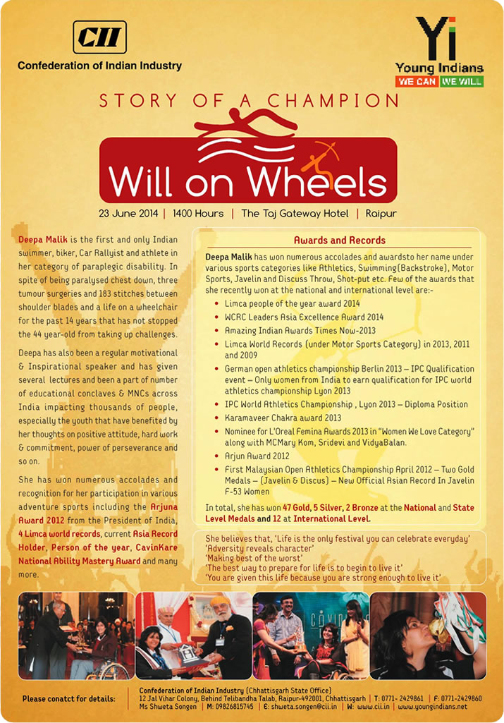 story of a champion_will on wheels flyer